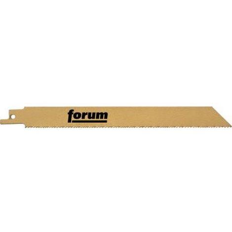 Hoja de sierra sable para madera con metal, corte recta fina, ref. Bosch : S 1122 VF, similar - el artículo Bosch n° S 1122 VF