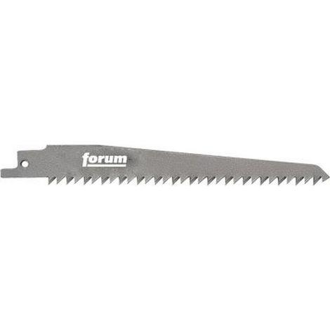 Hoja de sierra sable para madera dura, corte curva fina recta y curva, similar al artículo Bosch n° : S 644 D, calidad de Hoja de sierra HSC