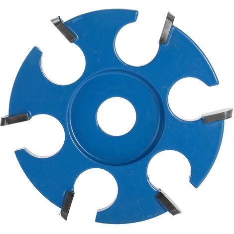 Hoja hexagonal,herramienta de talla de madera,para amoladora angular de apertura de 16mm