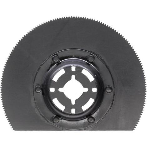 Hoja para sierra multifuncion para Madera-metal y Plastico HSS, 80 mm