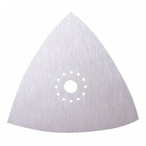 Hoja Triangular Metal Duro para Herramienta Multifuncional Yamato 250 W