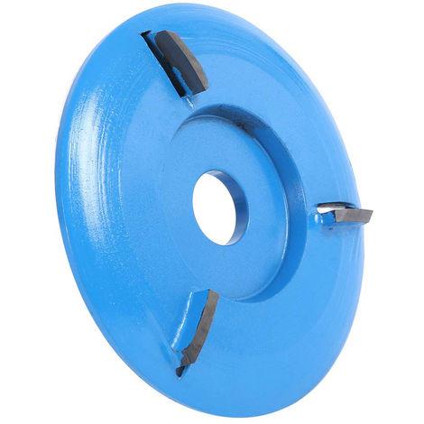 Hoja turbo curvada, para amoladora angular de apertura de 16 mm, 3 dientes