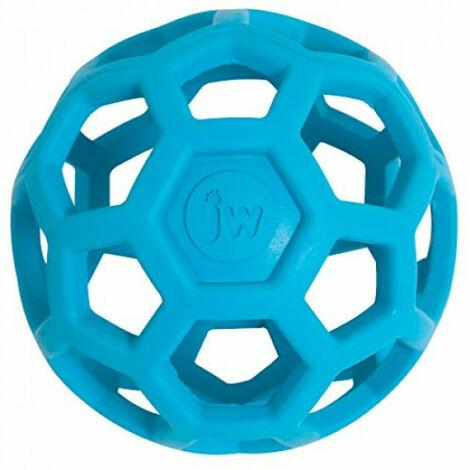 Balle perforée JW Hol-ee Roller pour chien Large Ø 14.5 cm