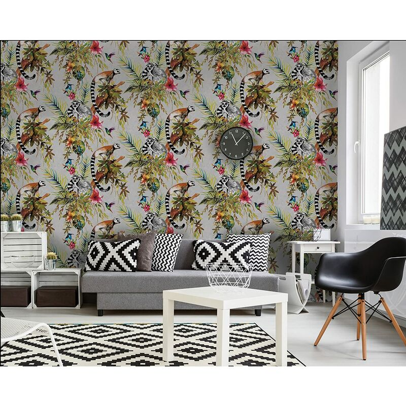 Image of 12150 Paper Collection Imaginarium Wallpaper 10.05 x 0.53 m - Holden Decor