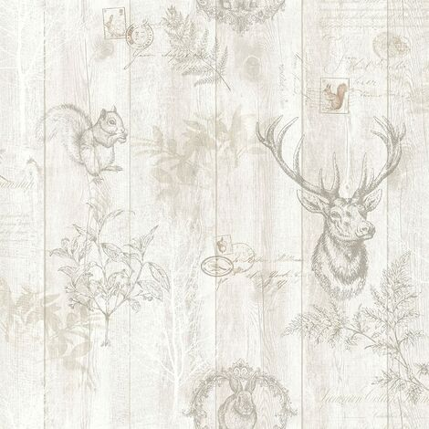 Holden Decor Glasshouse Glasshouse paper Quality wallpaper, Vinyl smooth finish,Paper finish,Easy to hang (Rose Gold)