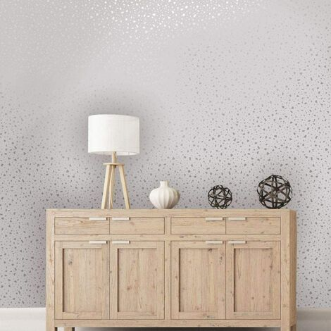 Holden Décor Terrazo Metallic Patel Colour Mosaic Effect Smooth Modern Wallpaper 12730