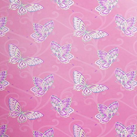 Holden Wallpaper Papillon Pink 10302