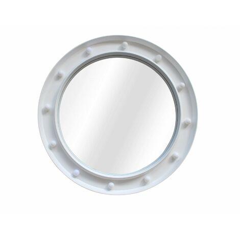"main image of ""Hollywood LED Round Mirror - 50X50CM"""