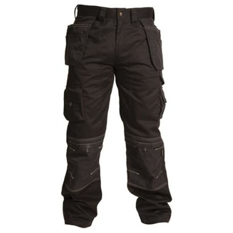 Holster Trousers, Black