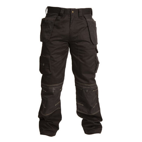 Holster Trousers, Black