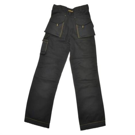 Holster Work Trousers, Black