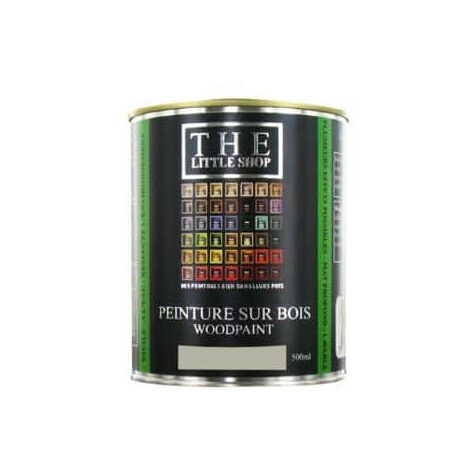 Holz Little Shop Of Colours Christian Gray Farbe 500ml