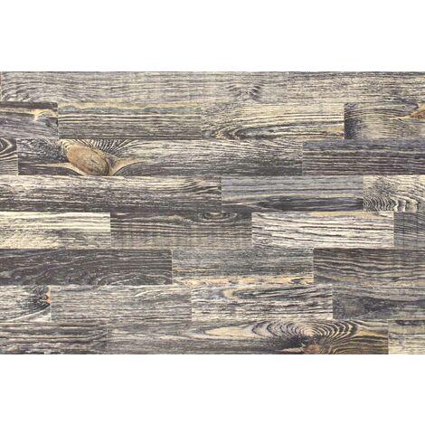 Holz Wandverkleidung Vintage Optik V06 Holzpaneele 1m² nachhaltige EchtHolz Wandpaneele | Moderne Wanddekoration