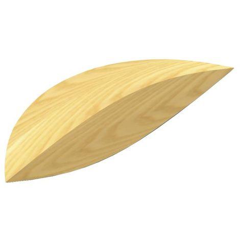 Holzflickensortiment, 12-teilig, Größe 2, Breite 8 mm, Inhalt 360 Stück