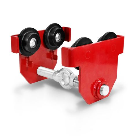 Holzinger Laufkatze HLK1000 - 1t / 1000 kg / 50 - 220 mm