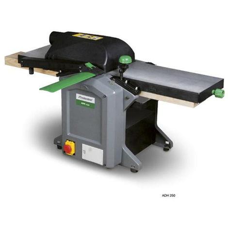 Holzkraft - HOL5905250 - Pialla Combinata A Filo E Spessore Modello ADH250 - Max Larghezza Piallatura 254 Mm