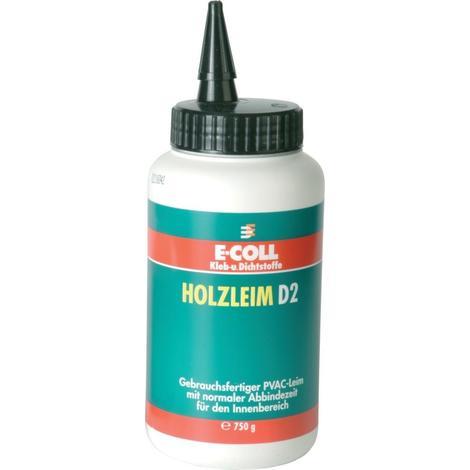 Holzleim D2 750g Flasche E-COLL 4317784313469 Inhalt: 6