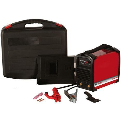 Holzmann EISA162 10-150A Inverter Welder DC MMA with Accessories   230v