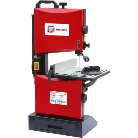 Holzmann HBS230HQ 230mm Bench Top Bandsaw | 230v