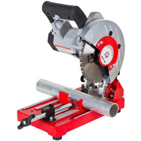 Holzmann Scie onglets circulaire à métaux MKS 180 230V 180 mm 20 mm 1280 W