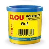 Holzpaste CLOU weiß 150 g