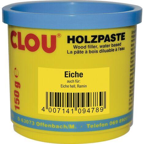 Holzpaste Farbe 05 eiche 150g Dose CLOU