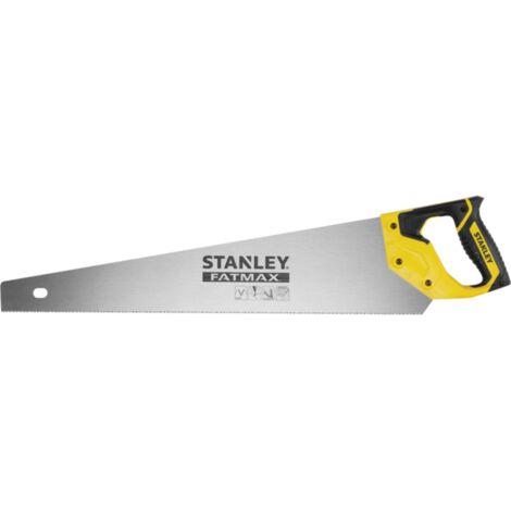 Holzsäge JetCut 380 mm grobe Verzahnung 7 Zähne/Inch 3 Schneidkanten Stanley