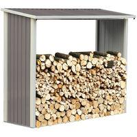 Holzunterstand Metall Victor - 1,68 m²