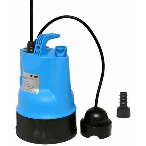 Homa Sensoflat Chromatic C240 WF Tauchpumpe mit Sensorschalter Schaltpunkt bei 5mm
