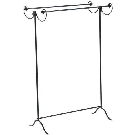 b85c007ec1 homcom-2-bar-metal-clothing-rack-bathroom-hanging-towel-rails -vintage-style-P-385786-3118956 1.jpg