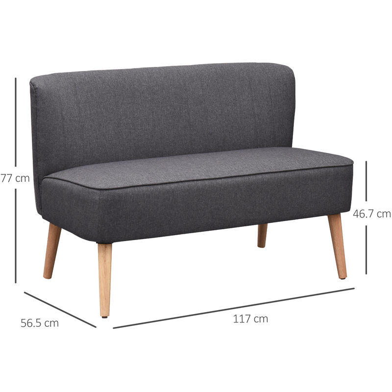 Seat Sofa Bed Loveseat Couch