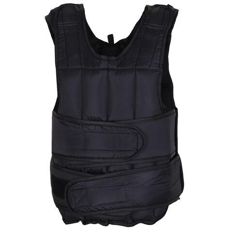 HOMCOM 20KGS Adjustable Weight Vest Running Gym Training Weight Loss