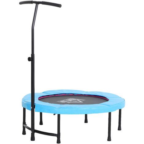 """Homcom 40"""" Kids Trampoline Children Rebounder Mini Jumper Indoor Outdoor"""