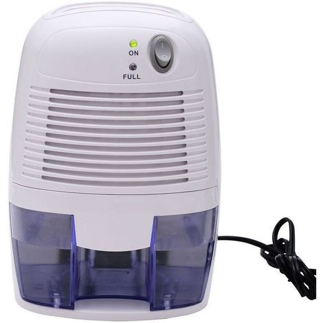 Homcom 500ml Mini Small Air Dehumidifier Portable Home Bedroom