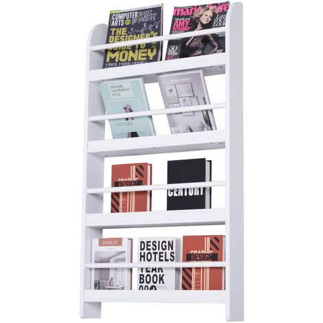 Mensole Colorate In Legno.Librerie Colorate Al Miglior Prezzo