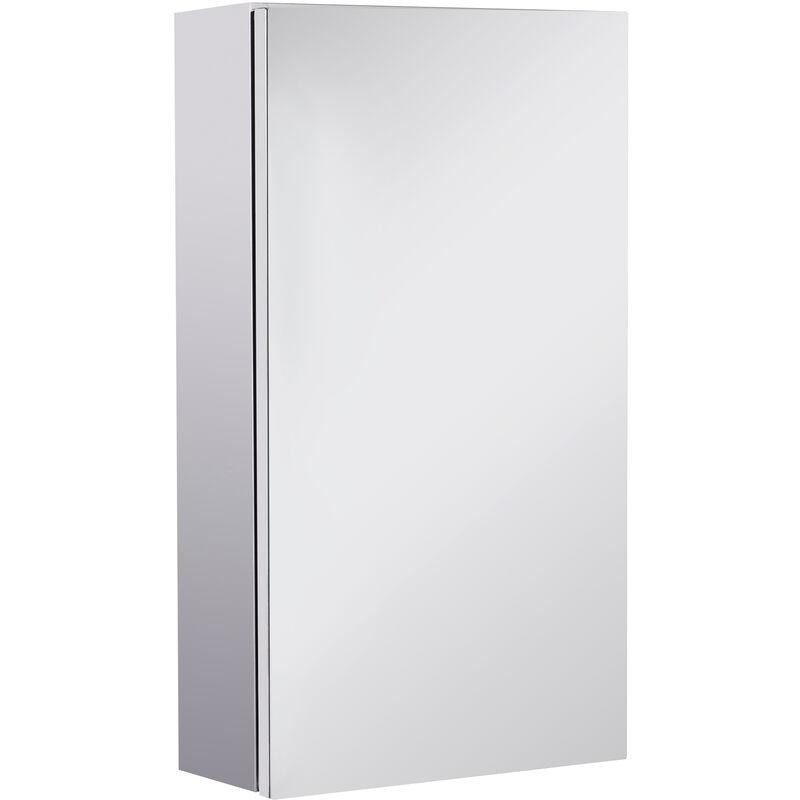 Wall Mounted Bathroom Mirror Cabinet