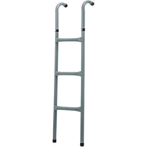 """main image of """"Homcom Trampoline Ladder - Suitable for 12ft 14ft Trampoline Replacement Spare"""""""