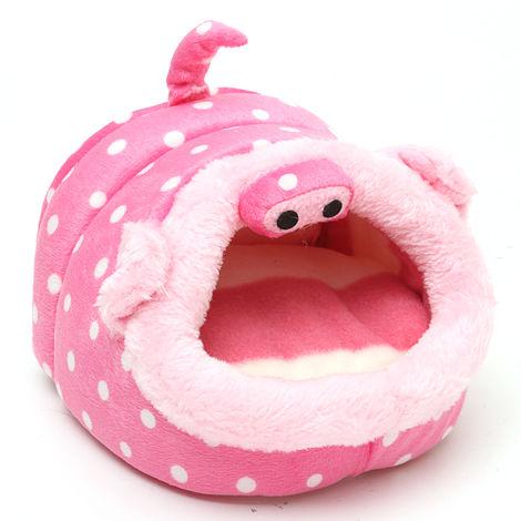 Home Basket Warm Winter Cushion For Hamster Rat Hedgehog Squirrel