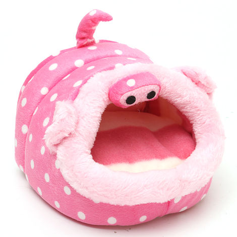 Home Basket Warm Winter Cushion For Hamster Rat Hedgehog Squirrel Hasaki