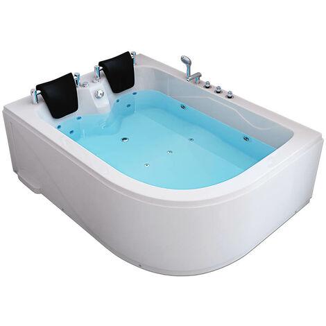 "main image of ""Home Deluxe Blue Ocean XL Whirlpool links/rechts"""