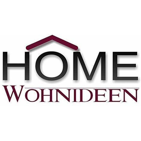 Home Fashion 87027760Rideau Panneau coulissant en tissu décoratif 245x 60cm pierre