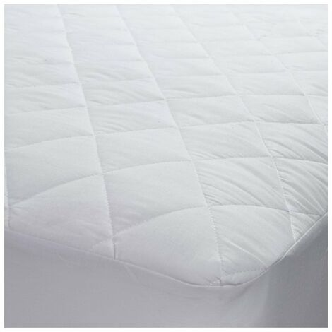 """main image of """"Home Living Soft Touch Mattress Protector - Single"""""""