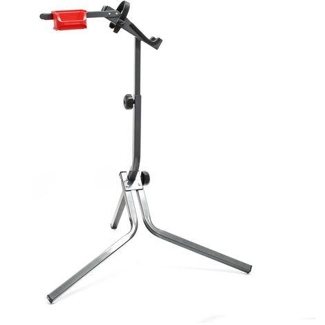 Bike Maintenance Stand Bicycle Cycle Work Repair Floor Storage Display Rack New
