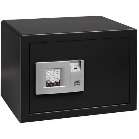 Home Safe, Double Walled Door, Electronic Finger Scan Lock (various sizes available)