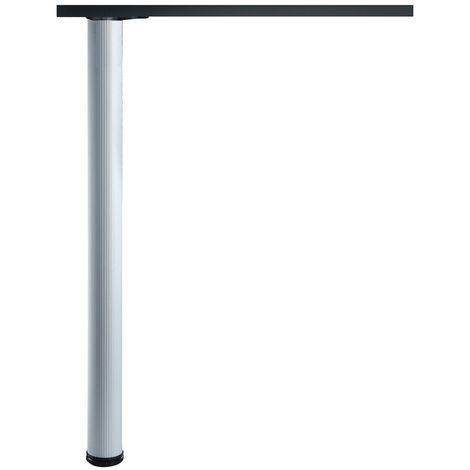 Gambe Metalliche Pieghevoli Per Tavoli.Home System 676567 Click Kit Gambe Tavolo Pieghevoli 4 Pezzi