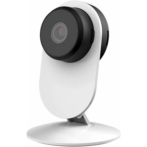Home WiFi Surveillance Camera 3, WiFi IP Camera Full HD 1080p Security Camera powered by AI (Artificial Intelligence), People Detection, Sound Analysis, Cloud Service Available