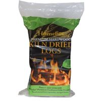 Homefire Kiln Dried Hardwood Logs Bag Premium Fast Postage