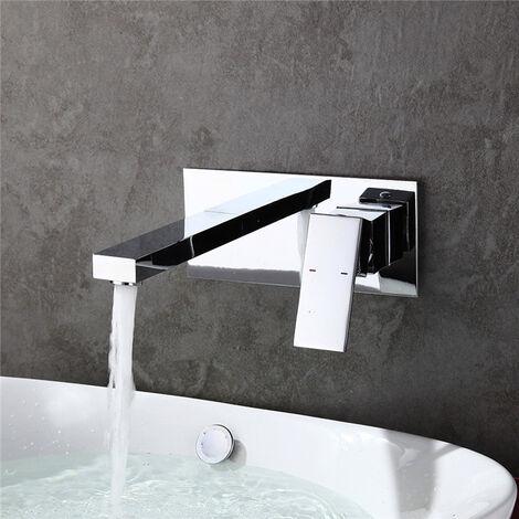 Homelody Robinet Salle de bain Mitigeur Lavabo Robinet pour ...