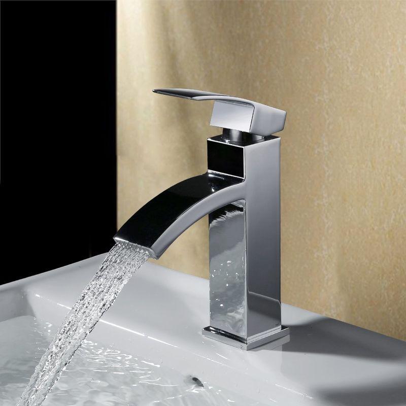 Favorit Homelody Wasserhahn Bad Armatur Waschtischarmatur Chrom QV94