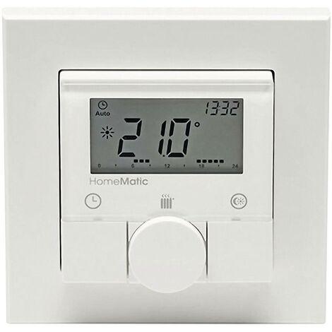 Homematic 132030 HM-TC-IT-WM-W-EU sans fil Thermostat V037081